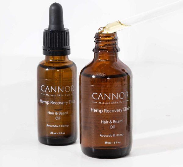 kosmetika cannor, přírodní konopná kosmetika, léčivá kosmetika s CBD, konopný olej,