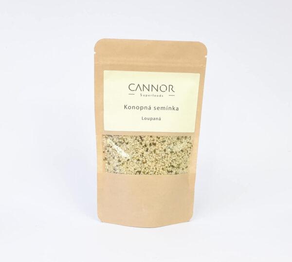 Cannor, konopna seminka, CBD, konopna kosmetika
