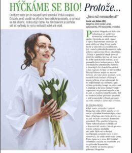 cannor, Lucie Van Koten, CBD, konopna kosmetika, prirodni kosmetika BIO