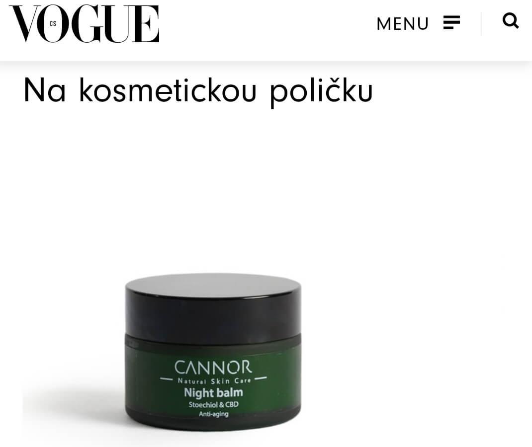 Vogue CS - Jak myslet a nakupovat zeleně